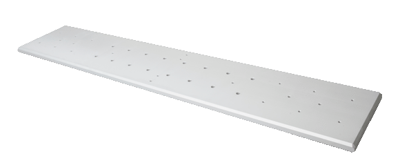 Mounting plates for optical benches