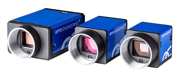 GenICam® PoE C-mount cameras