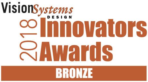 Vision Systems Design 2018 Bronze Innovators Award