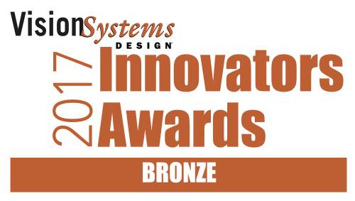 Vision Systems Design 2017 Bronze Innovators Award