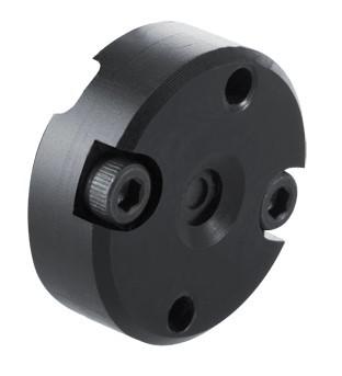 Diffuser caps for telecentric illuminators