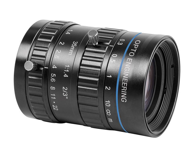Fixed focal 5 megapixel lens, EN5MP series