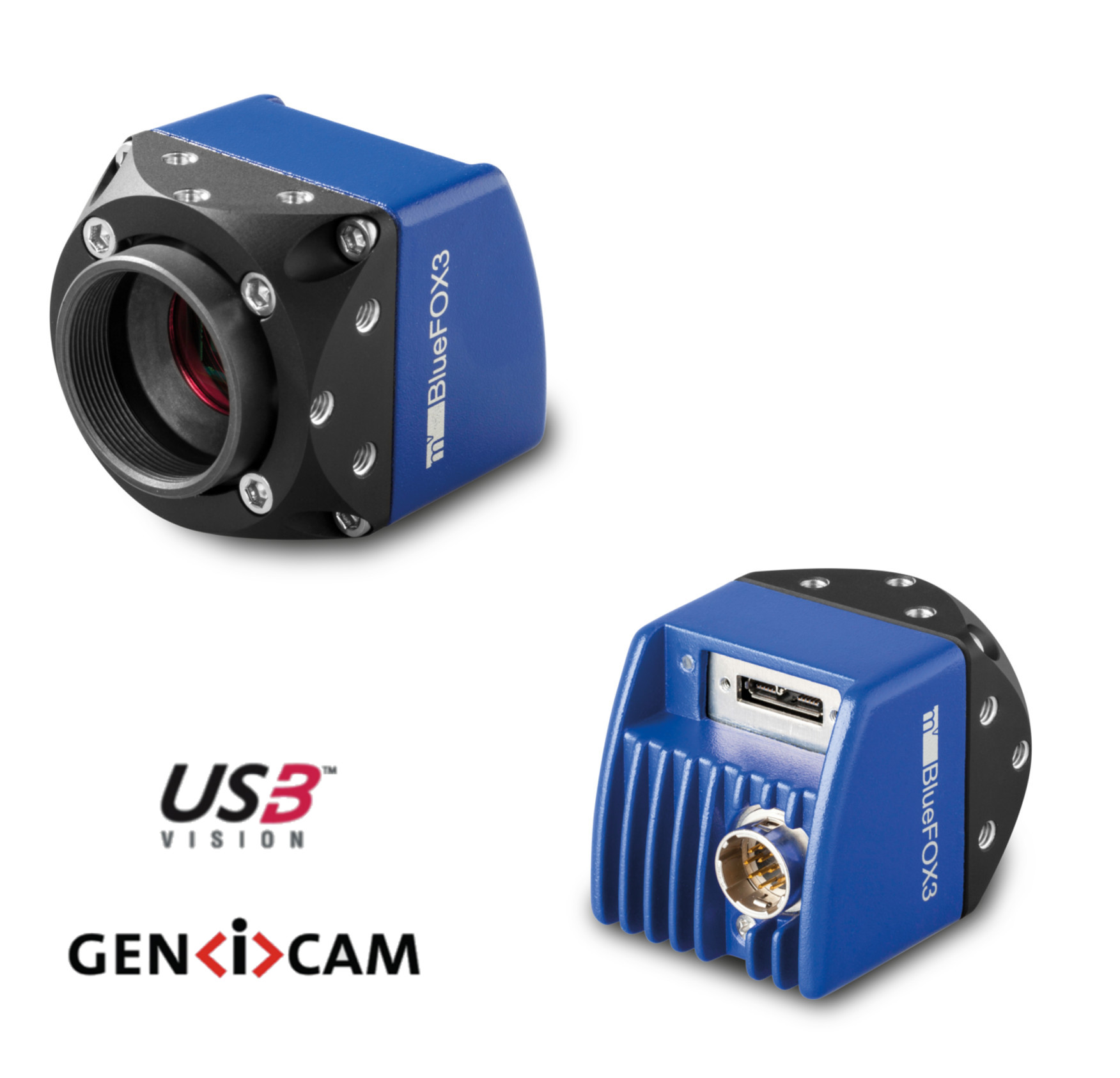 USB3 cameras with Smart Features