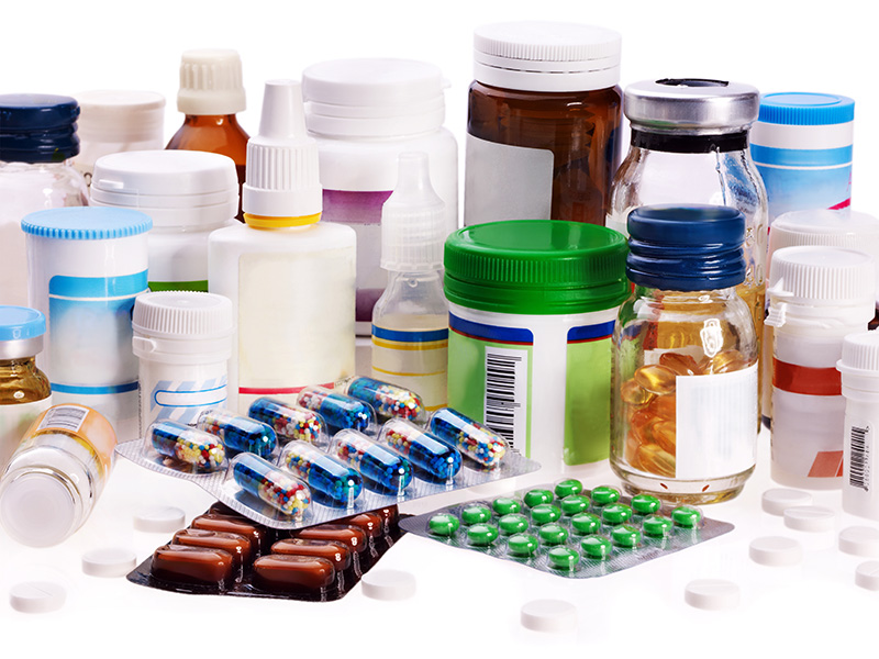 360° label inspection on pharmaceutical bottles
