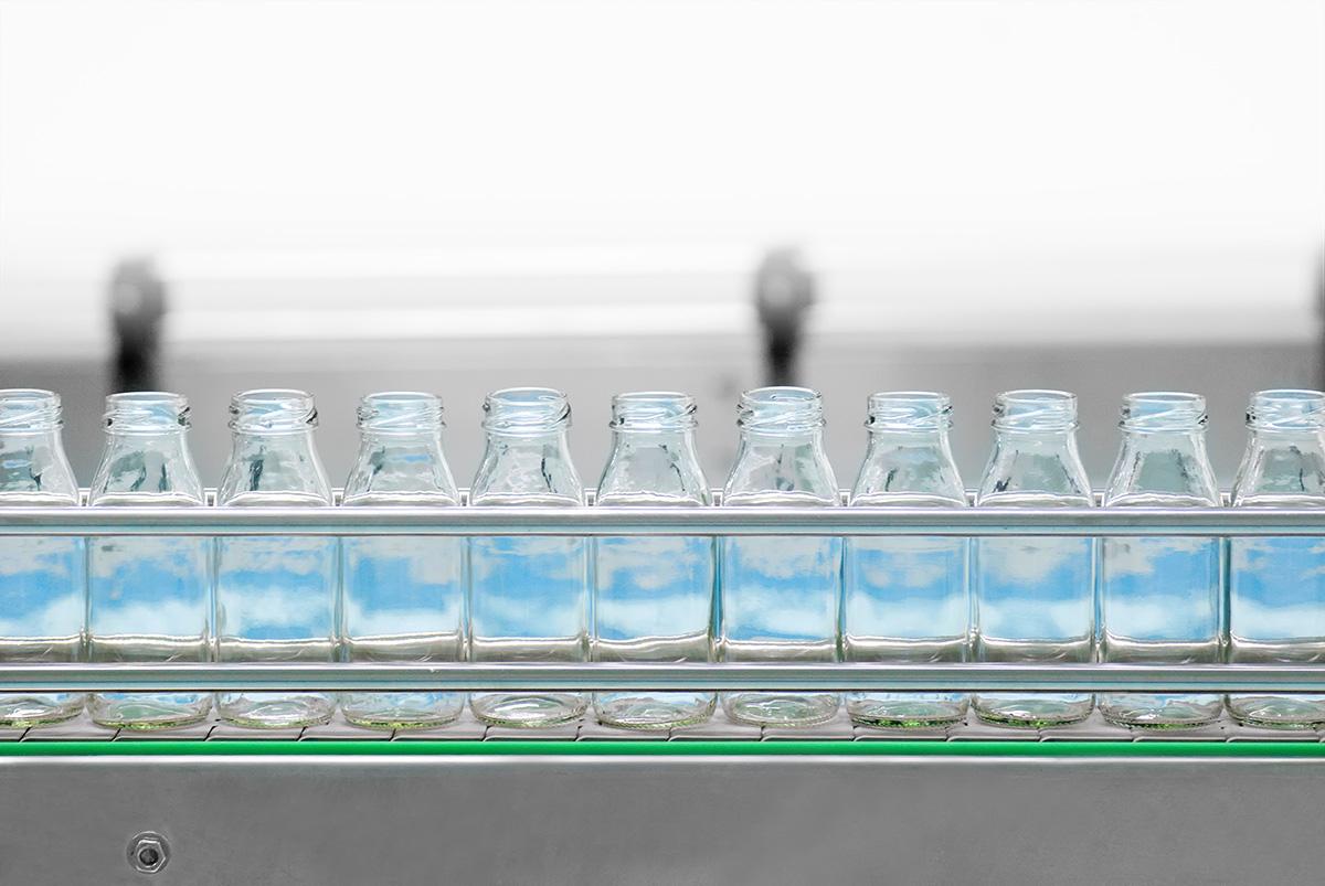 Bottle dimensional check