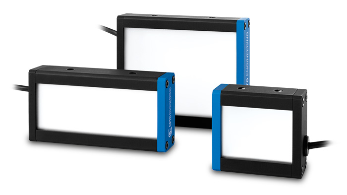 High uniformity continuous LED backlights
