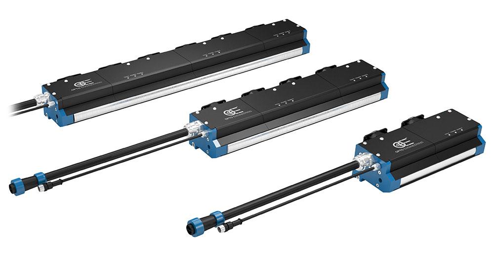 Flicker free high power focused modular LED line lights