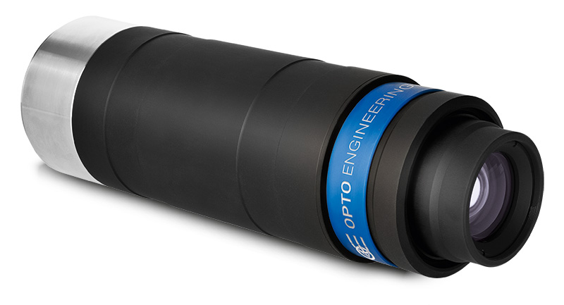 Macro lenses for 16k line scan cameras and sensors up to 62 mm