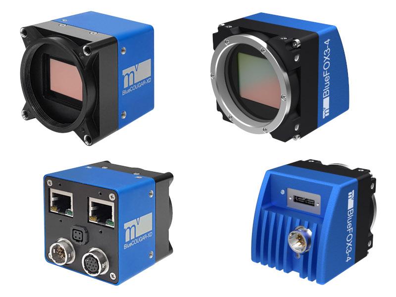 17 - 31 MP area scan cameras