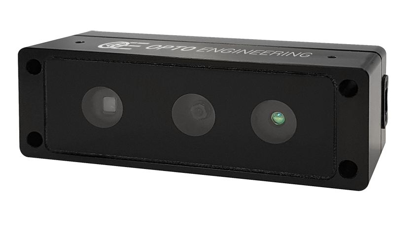 3D Structured-light Camera, 0.6-8.0 m range, USB 2.0