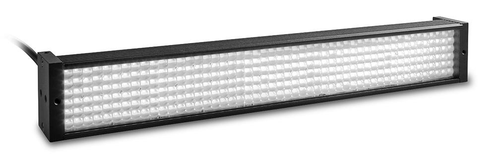 LED bar light, 6 LED rows, 200X26.3 illumination area, white, 24V