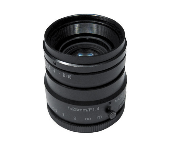 9 Megapixel fixed focal length lenses for sensors up to 1""